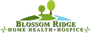 Blossom Ridge Home Health and Hospice Logo